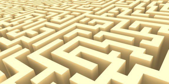3D tapety a obrazy na zeď (labyrinth02.jpg)