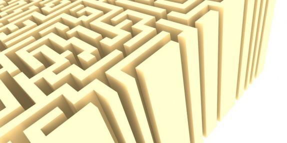 3D tapety a obrazy na zeď (labyrinth04.jpg)