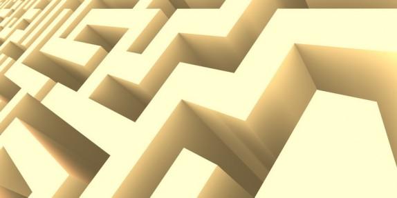 3D tapety a obrazy na zeď (labyrinth06.jpg)
