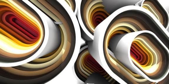 3D tapety a obrazy na zeď (multibevel-oval06.jpg)