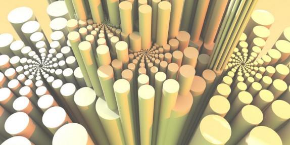 3D tapety a obrazy na zeď (multidots03.jpg)