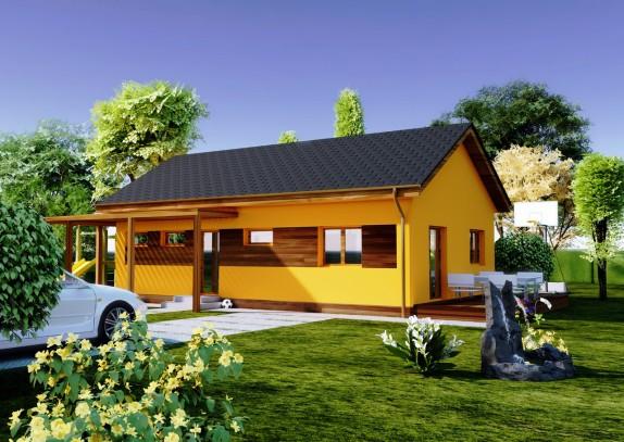 ARKO 3D vizualizace domu Klasik (klasik_hires0000.jpg)